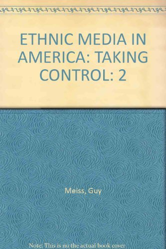 9780757509179: Ethnic Media in America: Taking Control Book 2