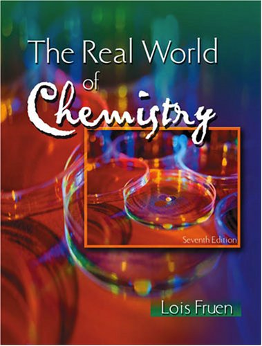 9780757510014: THE REAL WORLD OF CHEMISTRY