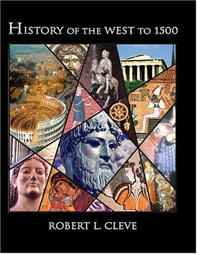 HISTORY OF THE WEST TO 1500: CLEVE
