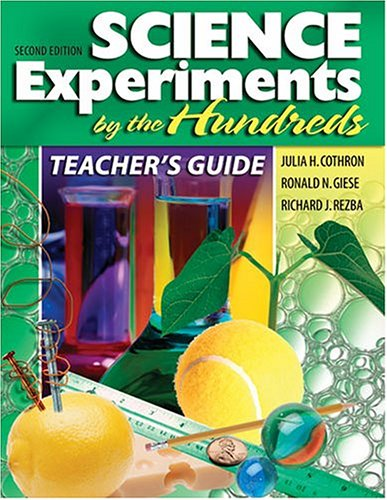9780757511493: TEACHER'S GUIDE: SCIENCE EXPERIMENTS BY THE HUNDREDS