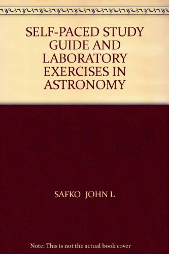 Self-paced Study Guide & Laboratory Exercises in: John L. Safko