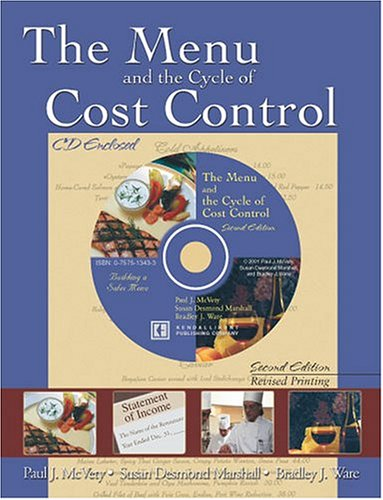 9780757513428: THE MENU AND THE CYCLE OF COST CONTROL