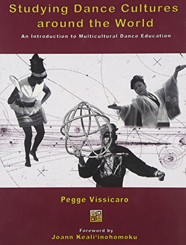 9780757513527: Studying Dance Cultures around the World: An Introduction to Multicultural Dance Education