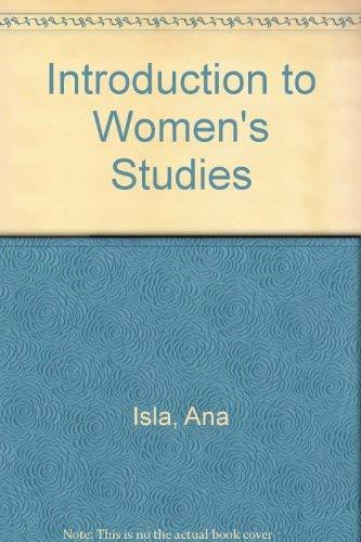INTRODUCTION TO WOMEN'S STUDIES: ISLA