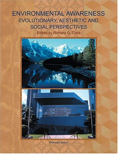 9780757513923: ENVIRONMENTAL AWARENESS: EVOLUNTIONAY, AESTHETIC AND SOCIAL PERSPECTIVES