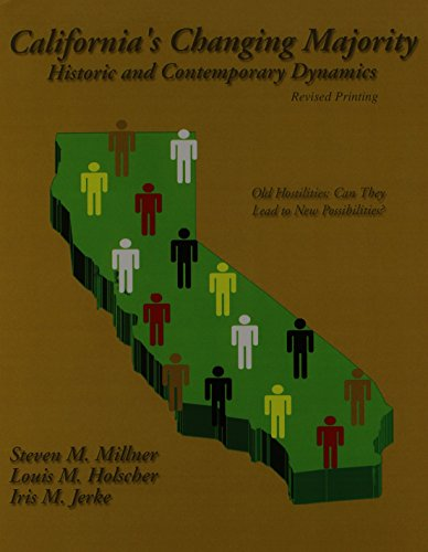 9780757514463: CALIFORNIA'S CHANGING MAJORITY: HISTORIC AND CONTEMPORARY DYNAMICS