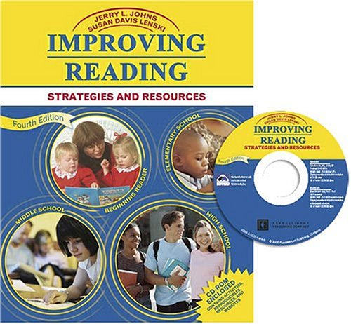 9780757514531: Improving Reading: Strategies And Resources (Fourth Edition)
