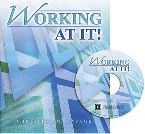 9780757514876: WORKING AT IT! W/ CD ROM