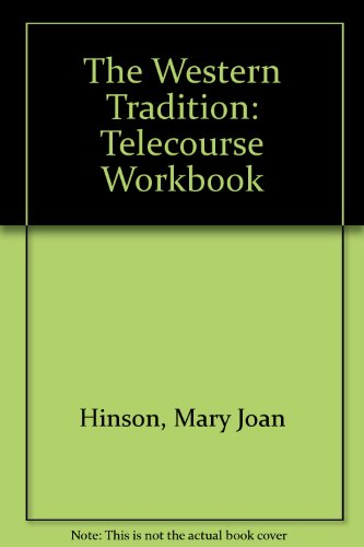 9780757515293: The Western Tradition: Telecourse Workbook