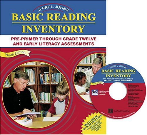 9780757515385: BASIC READING INVENTORY: PRE-PRIMER THROUGH GRADE TWELVE AND EARLY LITERACY ASSESSMENTS
