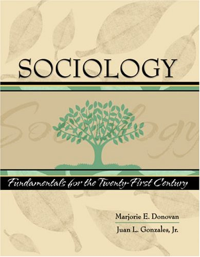 9780757516993: Sociology: Fundamentals for the Twenty-First Century
