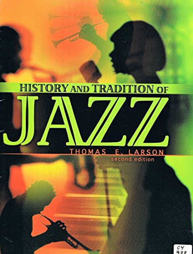 9780757517068: History and Tradition of Jazz