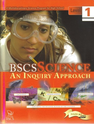 9780757517266: BSCS Science: An Inquiry Approach Level 1 Student Edition