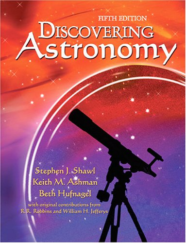 9780757517877: DISCOVERING ASTRONOMY