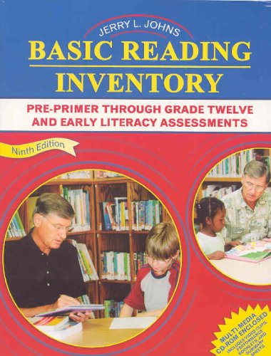 9780757518423: BASIC READING INVENTORY: PRE-PRIMER THROUGH GRADE TWELVE AND EARLY LITERACY ASSESSMENTS