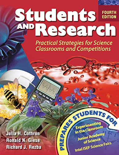 9780757519161: Students and Research: Practical Strategies for Science Classrooms and Competitions