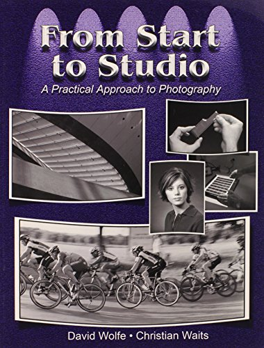9780757519413: FROM START TO STUDIO: A PRACTICAL APPROACH TO PHOTOGRAPHY