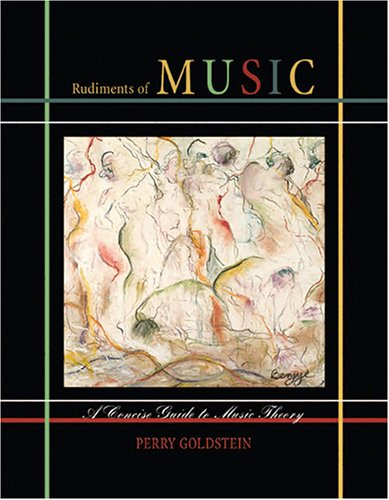 9780757520525: RUDIMENTS OF MUSIC: A CONCISE GUIDE TO MUSIC THEORY