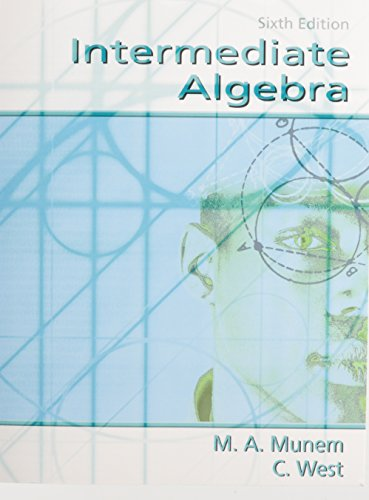 9780757520532: Intermediate Algebra