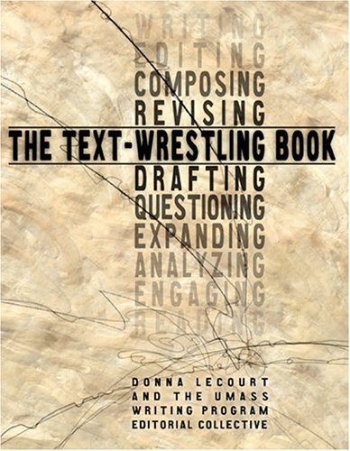 9780757520730: THE TEXT-WRESTLING BOOK