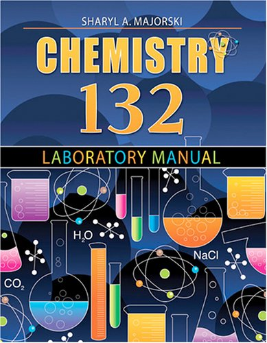 9780757521478: CHEMISTRY 132 LABORATORY MANUAL