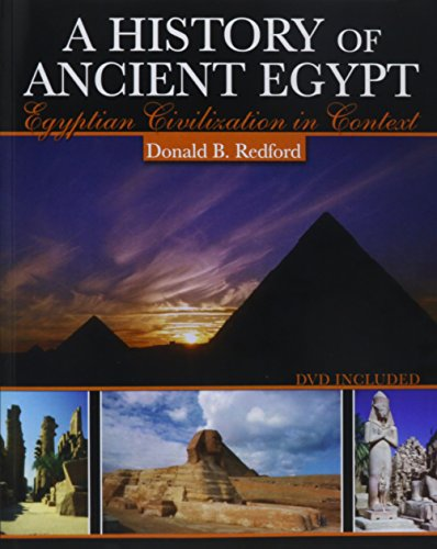 9780757522765: A History of Ancient Egypt: Egyptian Civilization in Context