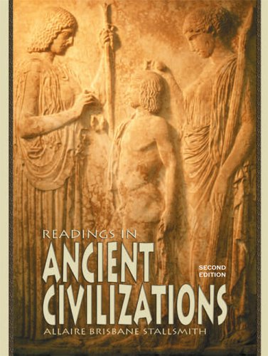 9780757523083: READINGS IN ANCIENT CIVILIZATIONS