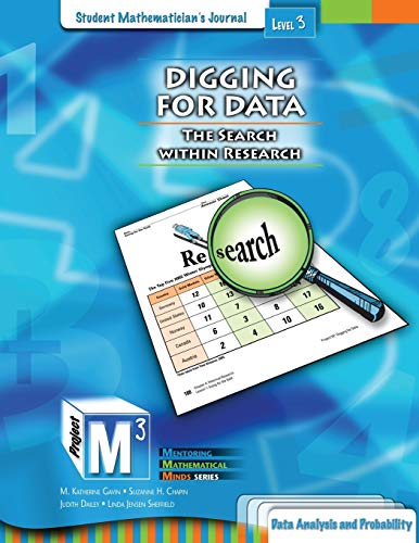 9780757523342: Project M3: Level 3: Digging for Data: The Search Within Research Student Mathematician's Journal