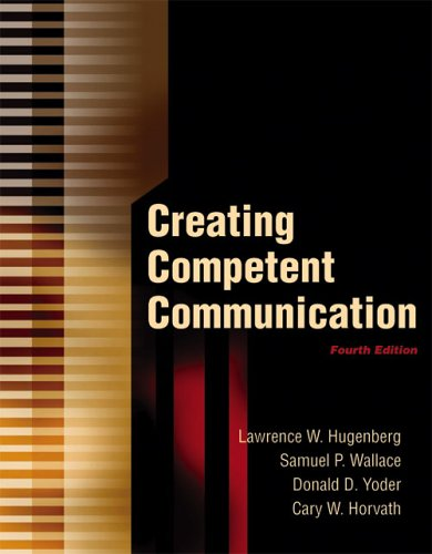9780757523502: Creating Competent Communication