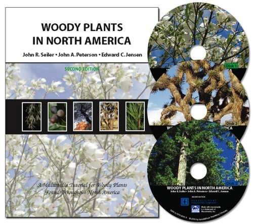 9780757523656: Woody Plants in North America CDs