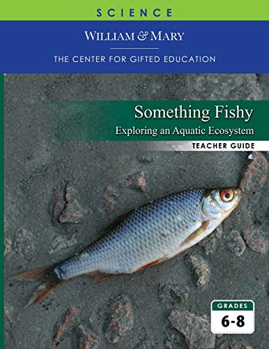 9780757523915: SOMETHING FISHY: EXPLORING AN AQUATIC ECOSYSTEM