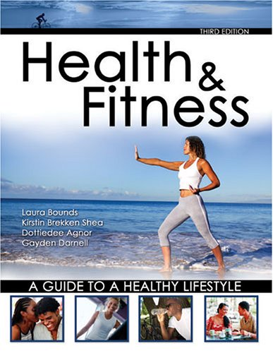 9780757526046: HEALTH AND FITNESS: A GUIDE TO A HEALTHY LIFESTYLE