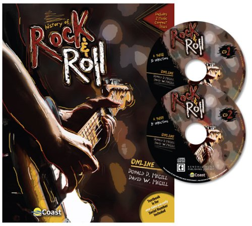 9780757526206: PAK: HISTORY OF ROCK AND ROLL MUSIC ONLINE