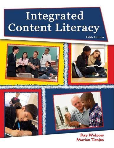 9780757527074: Integrated Content Literacy