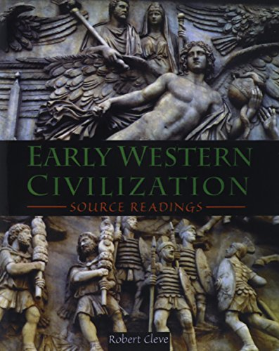 9780757527128: Early Western Civilization Source Readings