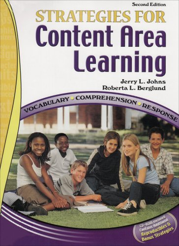 9780757527999: STRATEGIES FOR CONTENT AREA LEARNING: VOCABULARY*COMPREHENSION*RESPONSE W/ CD ROM