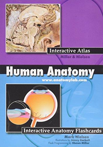 9780757529467: Human Anatomy Interactive Atlas/Interactive Lectures ...