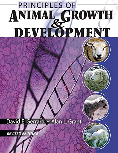 9780757529863: Principles of Animal Growth and Development