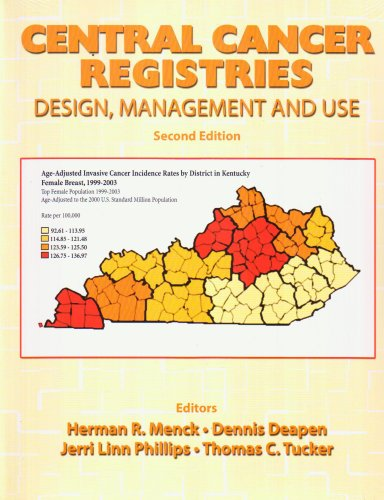 9780757531200: CENTRAL CANCER REGISTRIES: DESIGN, MANAGEMENT AND USE