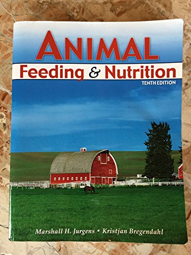 Animal Feeding and Nutrition: JURGENS MARSHALL H
