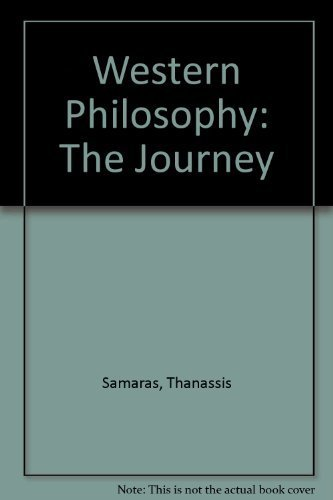 9780757534515: WESTERN PHILOSOPHY: THE JOURNEY
