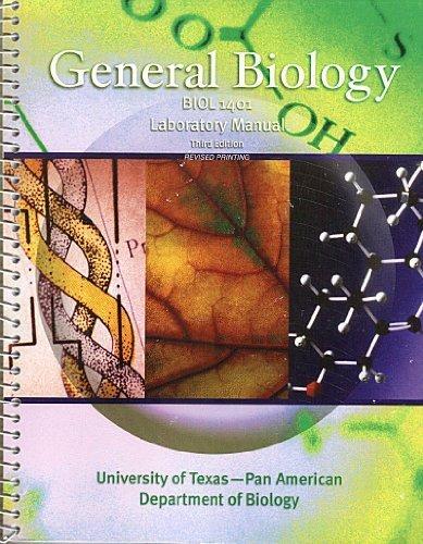 9780757534577: General Biology Laboratory Manual