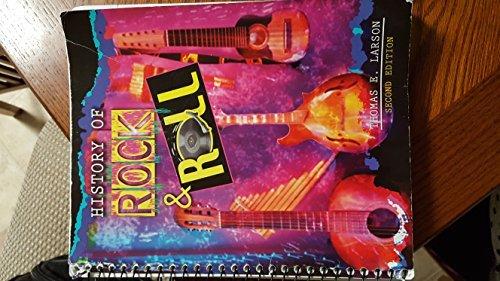 History of Rock & Roll: Thomas E Larson