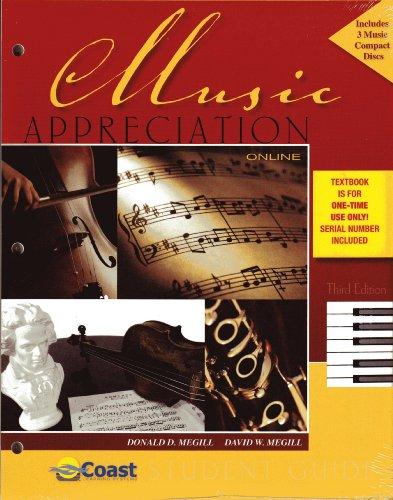 9780757538223: Music Appreciation Online