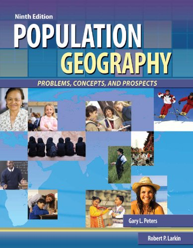 9780757538438: Population Geography