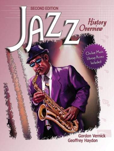 9780757538643: Jazz History Overview