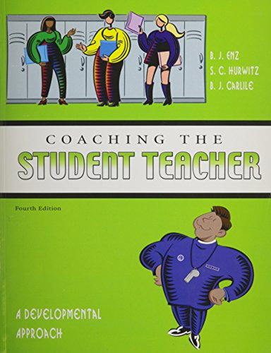 9780757538803: COACHING THE STUDENT TEACHER: A DEVELOPMENTAL APPROACH - TEXT