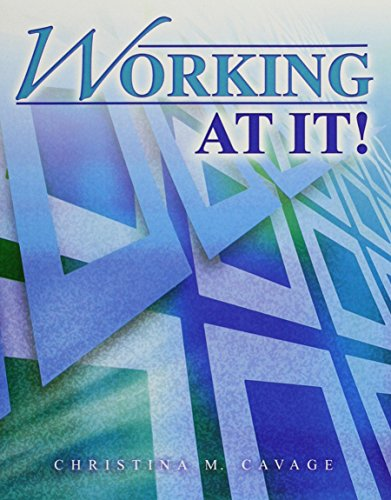 9780757538827: WORKING AT IT! W/ CD ROM