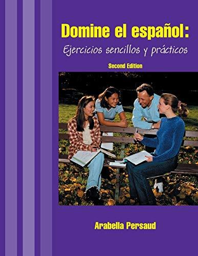 9780757540875: Domine El Espanol: Ejercicios Sencillos Y Practicos