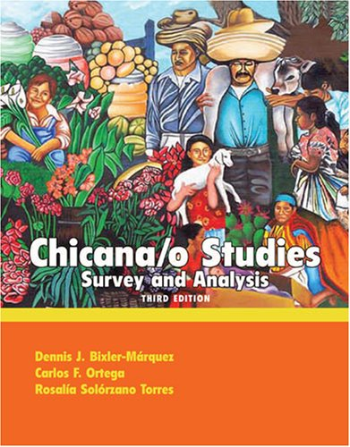 9780757541155: Chicano Studies: Survey and Analysis